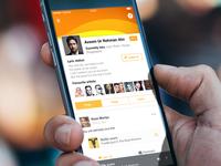 Feelshare App Concept