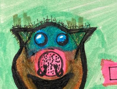 We still doing baby yoda baby yoda sketch ink hand drawn illustration design