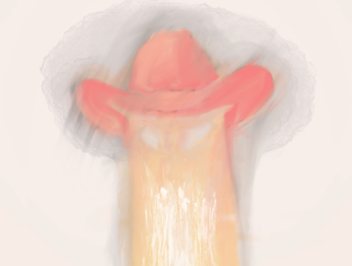 Orville Peck orville orange procreate brushes procreate illustration design