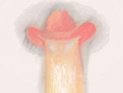 Orville Peck orville orange procreate brushes procreate illustration design