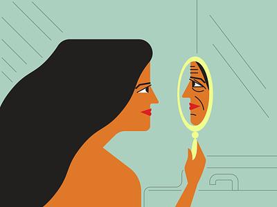 Perception minimalist illustraion seattle illustrations illustration illustration digital illustration art