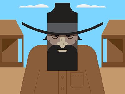 Deadwood minimalist illustraion seattle illustrations illustration illustration digital illustration art