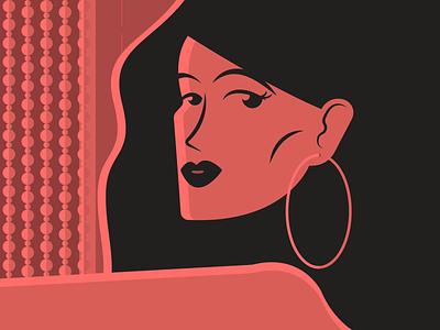 Rita minimalist illustraion seattle illustrations illustration illustration digital illustration art