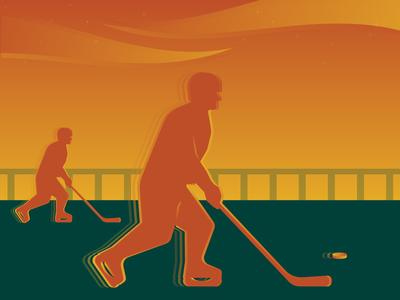Post Apocalyptic Hockey