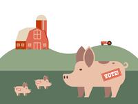Political Piggies