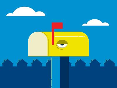 Bored Mailbox