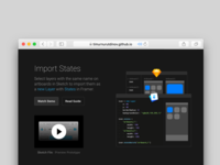 Import States for Framer Inventory 3