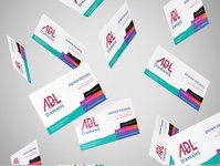 Business cards for ADL Awans
