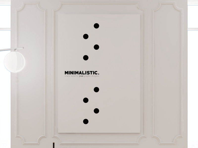 Minimalistic, poster round art abstract art abstract simple simple design black  white blackandwhite minimalist poster poster minimal minimalist