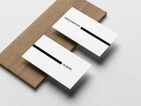 Minimalist business card graphicdesign graphic design business card business card design businesscard design minimal minimalist