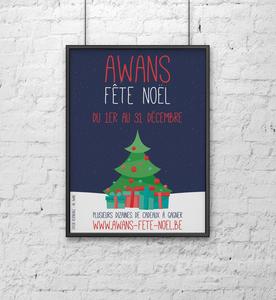 Awans Fête Noël - 2017