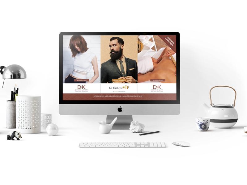 Website homepage homepage design client website design clientwork