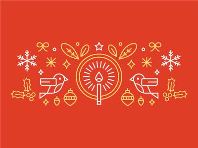 Holiday Card WIP