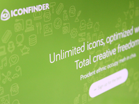 Iconfinder subscription + Plugin for Photoshop