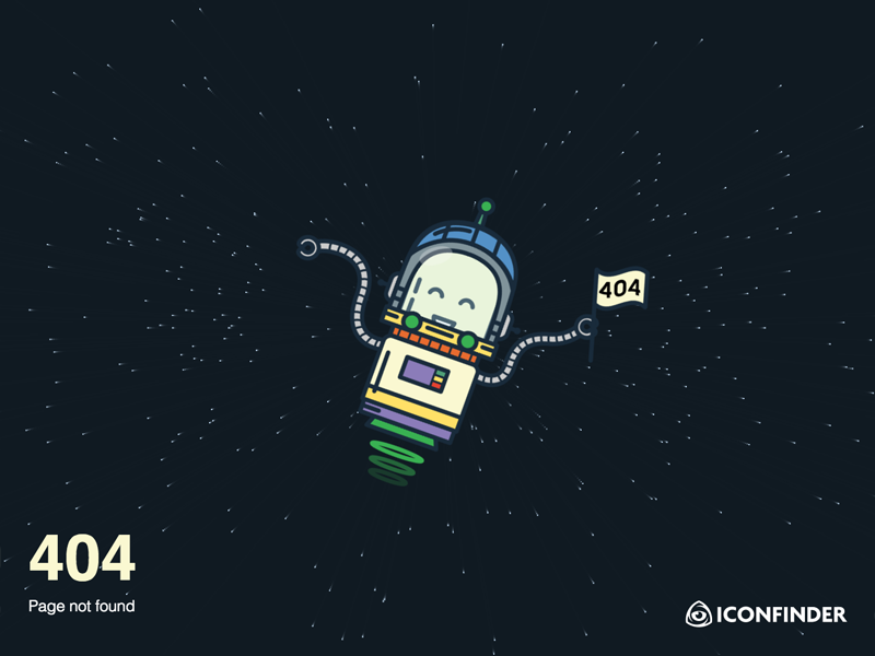 New 404 page 404 page not found lost in space tgif