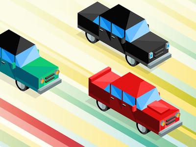 Illustration for the Iconfinder blog