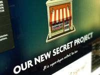 Our new secret project