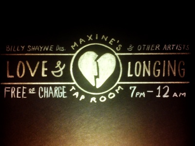 Of Love and Longing: A Conceptual Art Exhibition