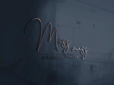 Miszmasz logo design