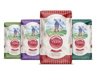 Vezir rice packaging 2
