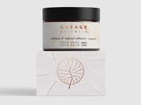 Garage Organics Logo & Packaging