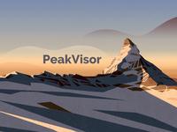 PeakVisor AppStore illustration
