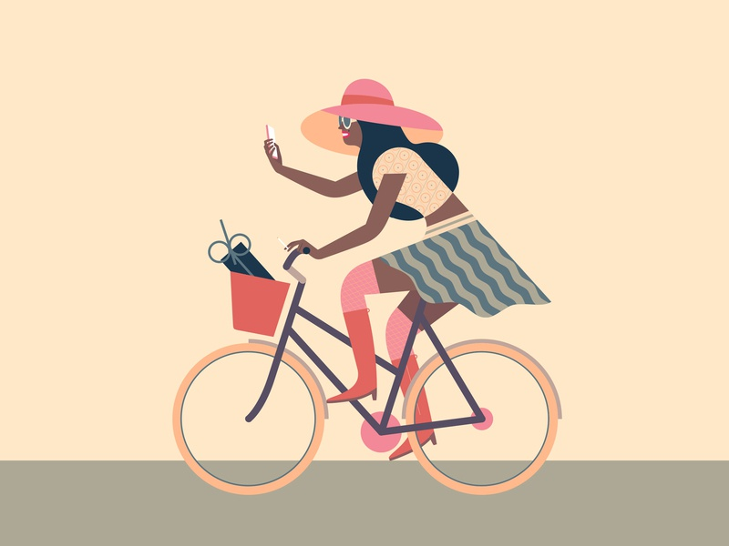 Bike 4 bicycle bike vector design illustration