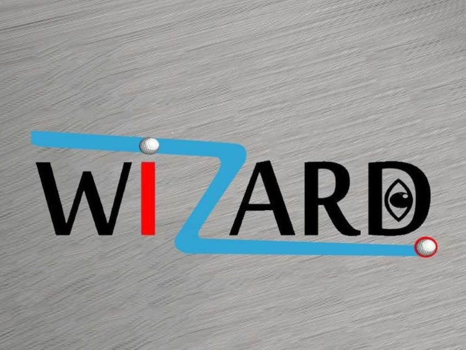 Wizard Golf Ball professional creative design