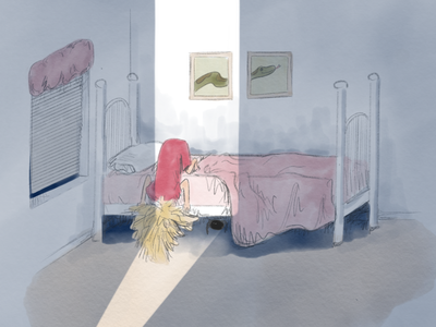 Bed Time Stories: Freddie the Spider