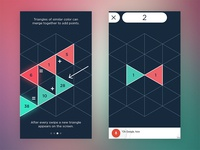 Triangulate Game