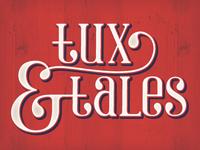 Tux & Tales Logo