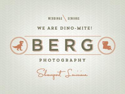 Berg photography final concept