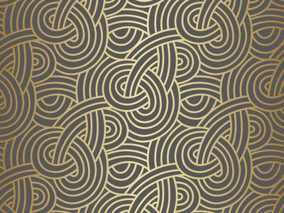Senior Republic Swirl Pattern