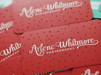 Arlene Whitmore Business Card