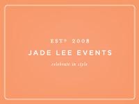 Jade Lee Events