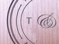 T & K Laser Etching :: Bridal Brandig