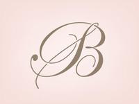 bridal monogram