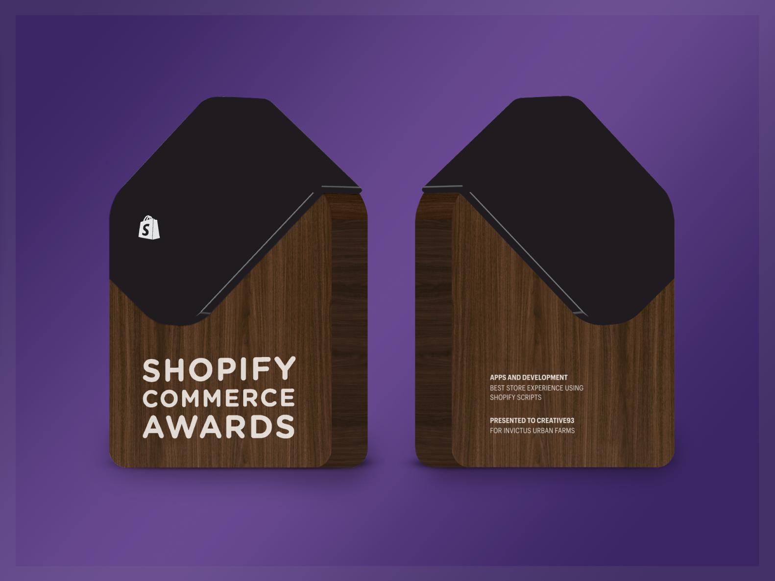 Award Concept #1