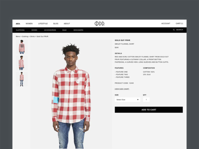 This Is Odd – Product Details fashion clothing e-commerce ecom branding ecommerce identity design logo design logo minimal clean