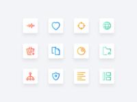 Dantas Basic Icons Preview