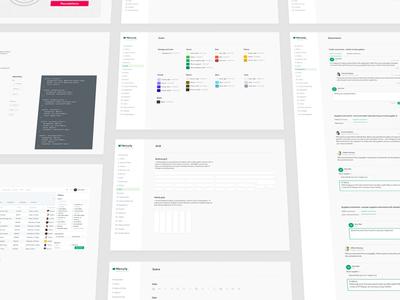 UI Language interface ui kit ux freelancer design ui
