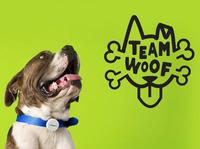 Team woof logo