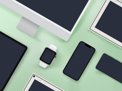 New Apple and Samsung Devices added to Facebook Design tools resources facebook devices mockup devices design