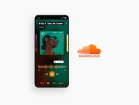Soundcloud - Redesign v2
