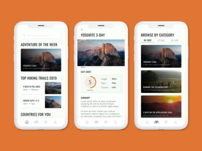 Adventure Planning App