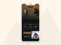 Ski Shop App