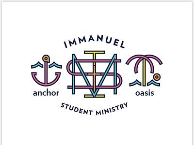 Immanuel Student Ministry rebrand