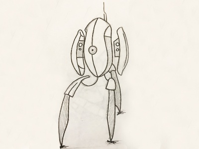 I'm Different~! portal marchofrobots