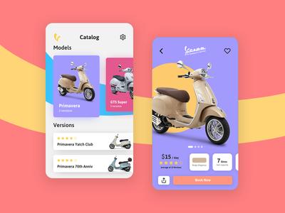 Rebound: Scooter Rent App