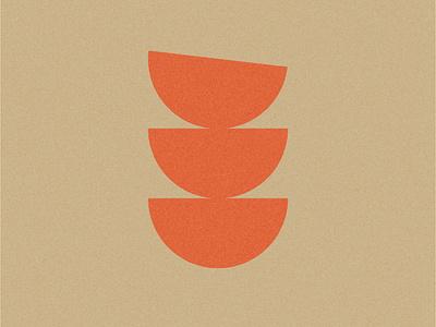 The Simpler, The Better circles minimalism geometric design geometric art geometric shapes geometric pantone vector illustration illustrator illustration graphics graphic designer graphic design designs designer design art design creative adobe illustrator adobe